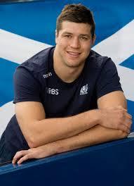 Escocia se quedó sin su capitán, Grant Gilchrist