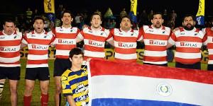 El seleccionado de Paraguay visitará nuestra provincia el próximo sábado.