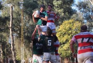 Amo en las alturas. Tucumán Rugby se trajo un triunfo de Santiago y terminó líder e invicto. (Foto: Pasión y Deporte)