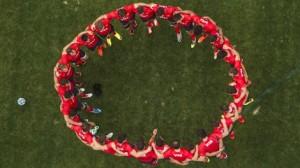 Juntos y concentrados. Esa es la manera para ganar en la Rugby Championship.