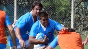 El pilar de Lawn Tennis será el capitán en el partido ante Chile.