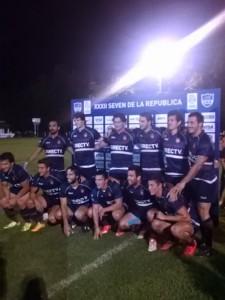 Buenos Aires repitió por cuarta vez al golear a Santa Fe en la final (Foto: UAR twitter)
