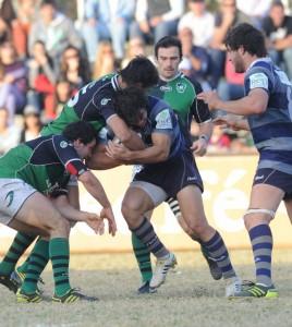 Universitario y Tucumán Rugby debutan este fin de semana en el Nacional de Clubes. (Foto: La Gaceta)